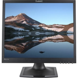 "Planar PLL1710 17"" Edge LED LCD Monitor - 5:4 - 5 ms"