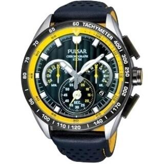 Pulsar Men's PU2007 World Rally Chronograph Wrist Watch