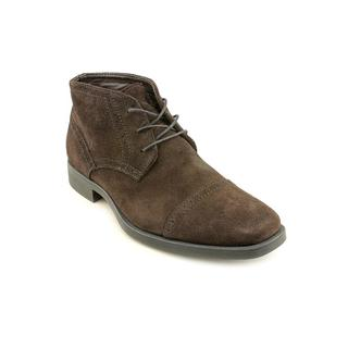 Calvin Klein Men's 'Earnest' Regular Suede Boots