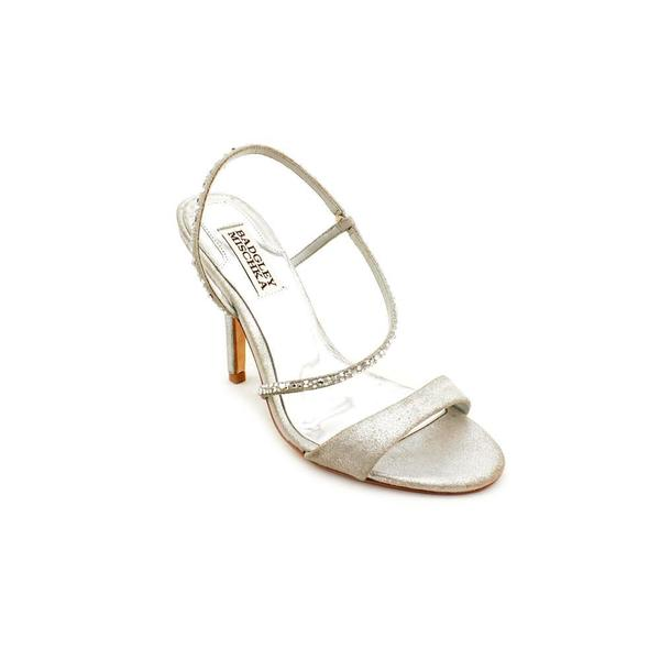 Badgley Mischka Women's 'Viola' Leather Sandals