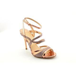 Ivanka Trump Women's 'Halley' Leather Sandals (Size 7.5 ) Sale: $58.49