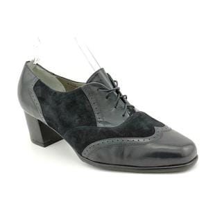 Ros Hommerson Women's 'Nellie' Leather Dress Shoes - Narrow (Size 7 )