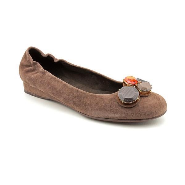 Stuart Weitzman Women's 'Bunch' Regular Suede Casual Shoes