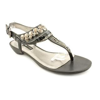 Bandolino Women's 'Belve' Leather Sandals (Size 6.5 )