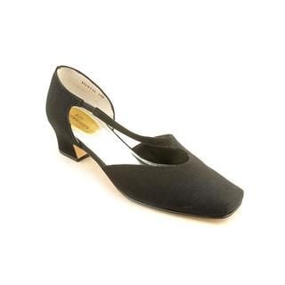 Ros Hommerson Women's 'Poppy' Microfiber Dress Shoes (Size 7.5 )