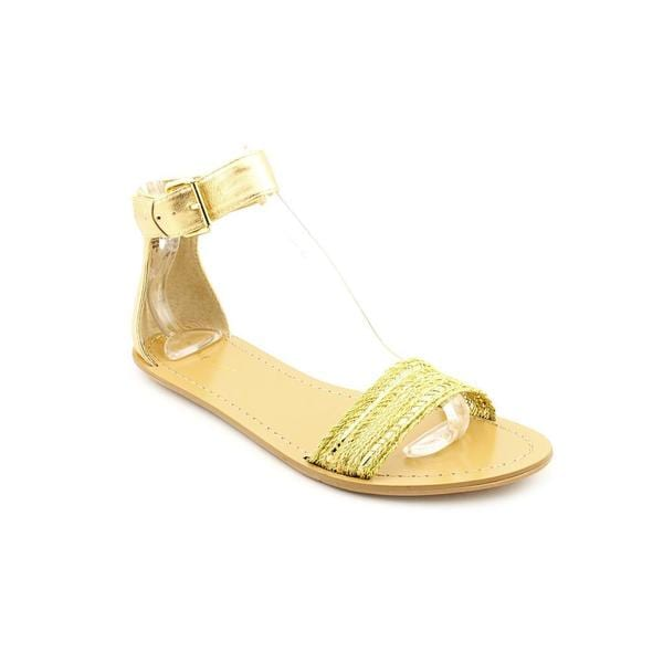 Nine West Women's 'Solitude' Fabric Sandals (Size 5 )