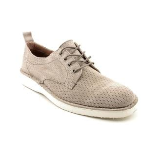 Andrew Marc Men's 'Baxter' Leather Casual Shoes