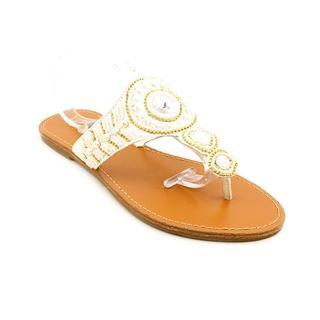 XOXO Women's 'Rasel' Synthetic Sandals