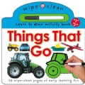 Things That Go: Learn To Draw Activity Book (Board book)