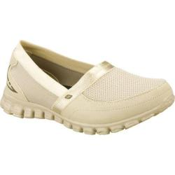 Women's Skechers EZ Flex Take It Easy Natural/Brown