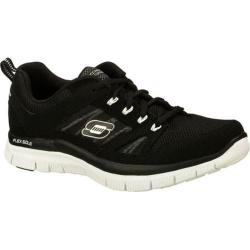 Men's Skechers Flex Advantage Black/White