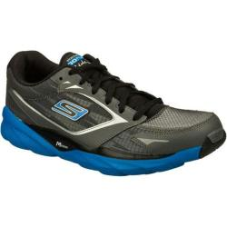 Men's Skechers GOrun Ride 3 Charcoal/Blue
