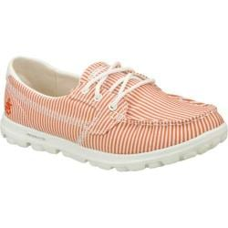Women's Skechers On the GO Sail Red/White
