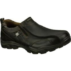 Men's Skechers Relaxed Fit Montz Konic Black