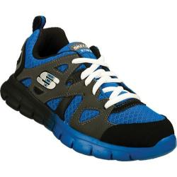Boys' Skechers Synergy Forgo Black/Gray/Royal