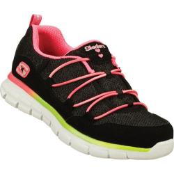Girls' Skechers Synergy Loving Life Black/Multi