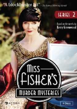 Miss Fisher's Murder Mysteries Series 2 (DVD)