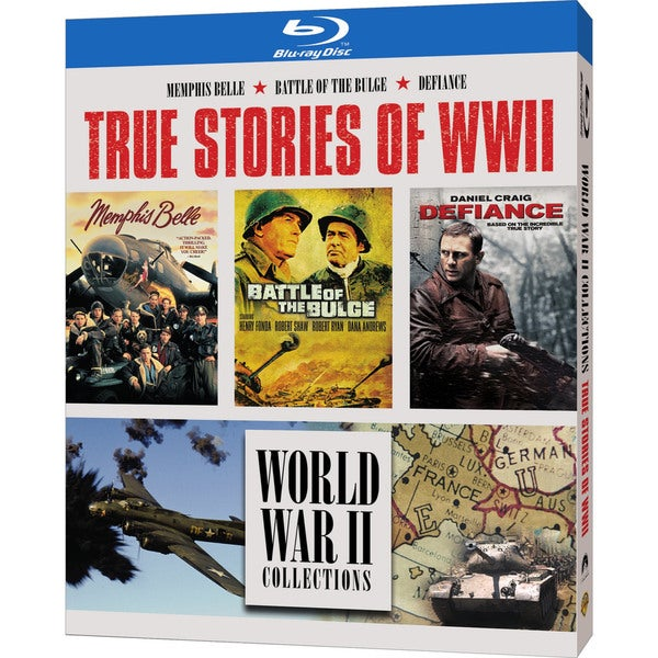True Stories Of WWII Collection (Blu-ray Disc) 12476198