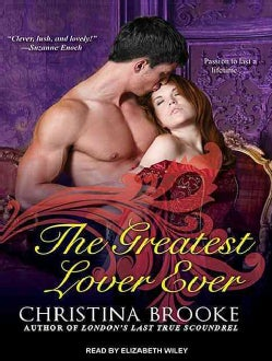 The Greatest Lover Ever: Library Edition (CD-Audio)