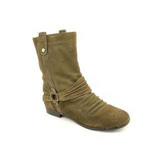 Sam & Libby Women's 'Abulist' Regular Suede Boots