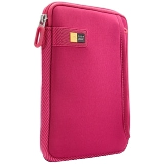 "Case Logic Carrying Case (Sleeve) for 7"" iPad mini, Tablet - Pink"