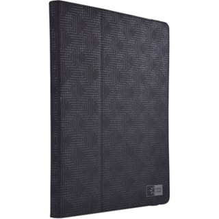 "Case Logic SureFit Carrying Case (Folio) for 10"" Tablet - Black"