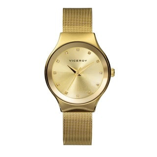 Viceroy Women's Swarovski Mesh Bracelet Watch