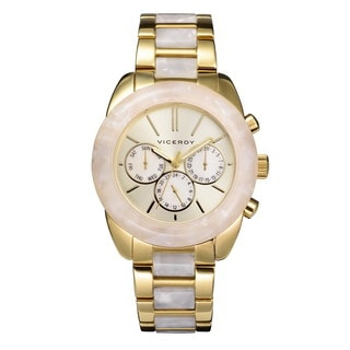 Viceroy Women's Day Date 24 Hour Watch