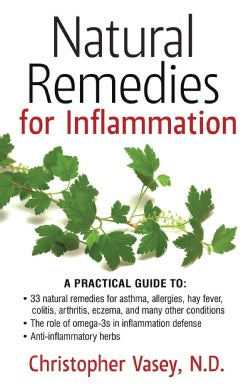 Natural Remedies for Inflammation (Paperback)