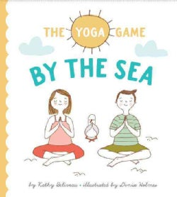 The Yoga Game by the Sea (Hardcover)