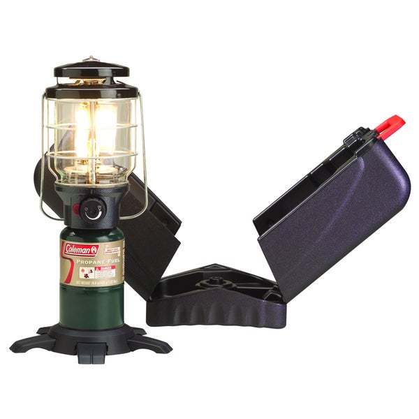 Coleman Northstar Propane Lantern with Case