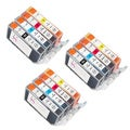 Sophia Global Compatible Ink Cartridge Replacement for Canon CLI-226 (Pack of 12)