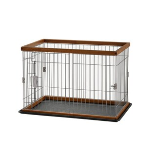 Richell Autumn Matte Two-way Pet Door Pet Pen