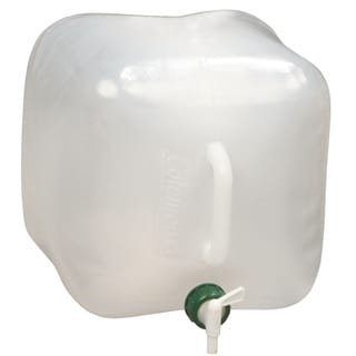 Coleman 5-gallon Expandable Water Carrier