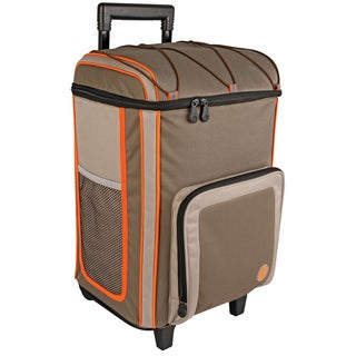 Coleman 42 Can Outdoor Wheeled Cooler