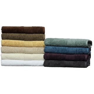 Noble Egyptian Terry Bath Towel 6-piece Set