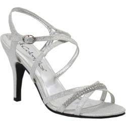 Women's Sizzle Shelly Silver Synthetic