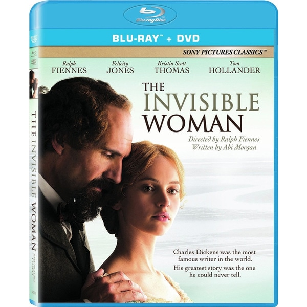 The Invisible Woman (Blu-ray/DVD) 12481793