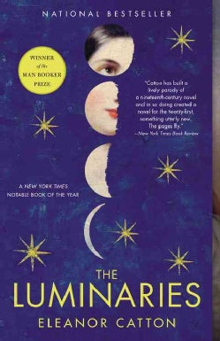 The Luminaries (Paperback)