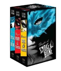 The Daughter of Smoke & Bone Trilogy (Hardcover)