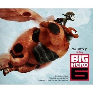The Art of Big Hero 6 (Hardcover)
