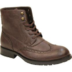 Men's Arider Bull-02 Dark Brown