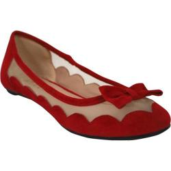 Women's L & C Anne Red