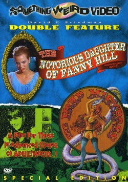 The Notorious Daughter of Fanny Hill/The Head Mistress (DVD)
