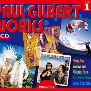 PAUL GILBERT - VOL. 1-WORKS