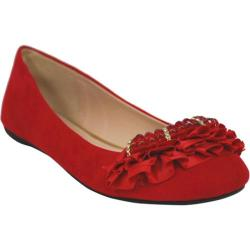 Women's L & C Roberta-31 Red