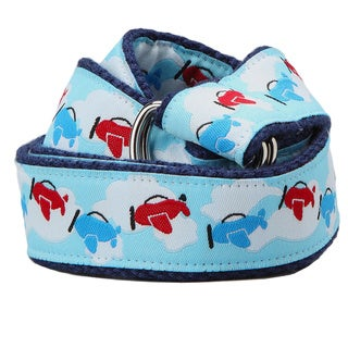 Superflykids 'Jetstream' Printed D-ring Belt