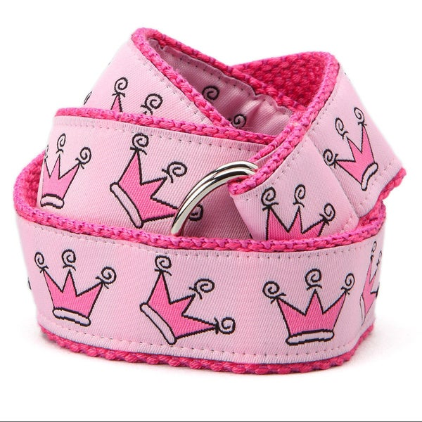Superflykids 'Pretty Princess' Printed D-ring Belt