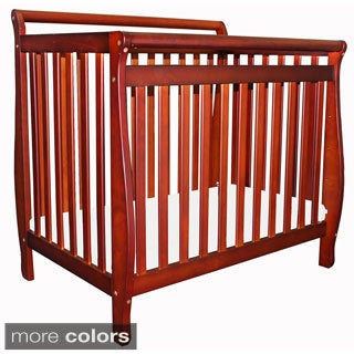Mikaila Mini Crib in Dora