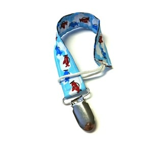 Superflykids 'Jetstream' Pacifier Clip
